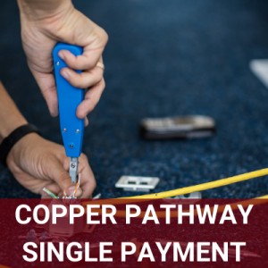 BTEC Level Copper Only Pathway - Single Payment